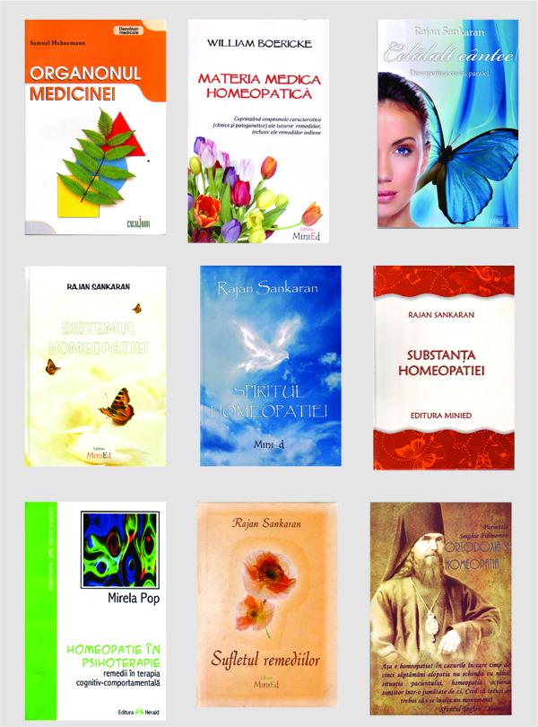 Carti homeopatie